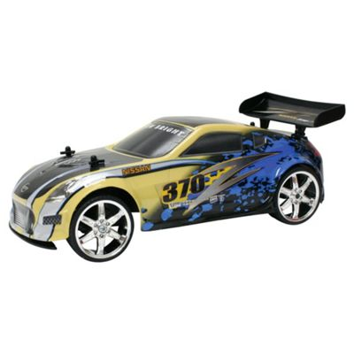 New Bright Touch Control Nissan 370 RC Toy Car