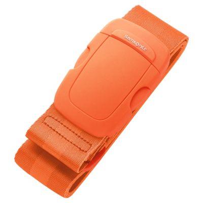 Samsonite Suitcase Luggage Strap, Orange