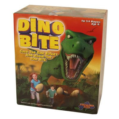 Dino Bite Action Game
