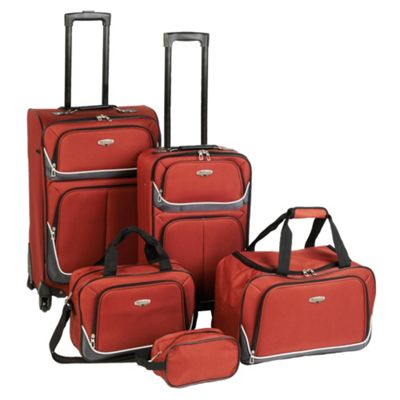Protocol Luggage Set Copper Of 5