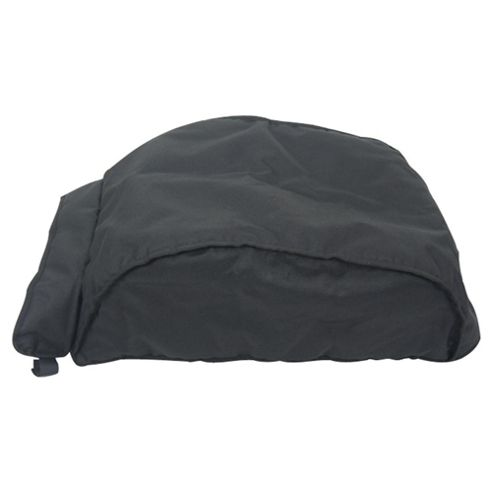 Tesco Pushchair Cosy Cover, Black