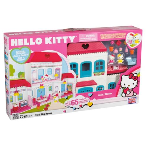 Mega Bloks Hello Kitty House Playset