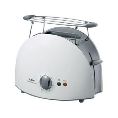 Bosch Private Collection 2 Slice White Toaster TAT6101GB