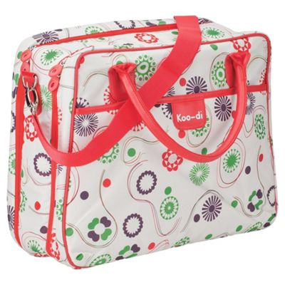 Koo-di Swirl Maternity Case/Changing Bag