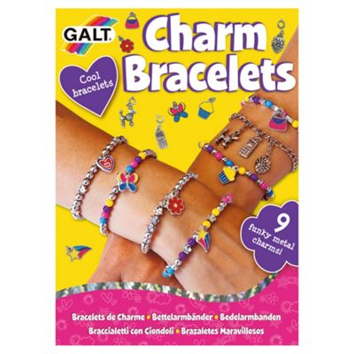 Charm Bracelets Activity Pack