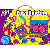Creative Crafts First Knitting