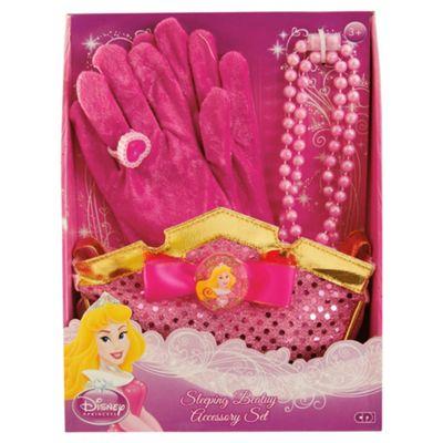 Disney Princess Gloves & Bag Set
