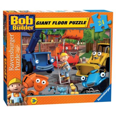 Ravensburger Bob the Builder Giant Floor Puzzle