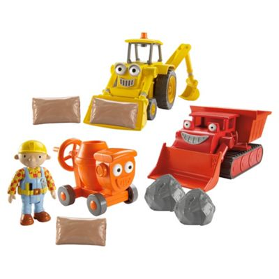 Bob the Builder Vehicle Scoop- Assortment – Colours & Styles May Vary