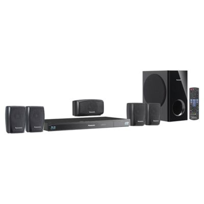 PANASONIC SC-BTT270EBK 5.1 BLU-RAY HOME CINEMA