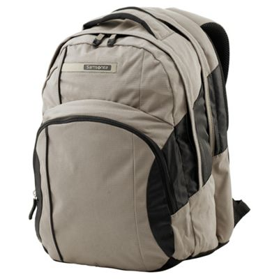 Samsonite Wander-Full Laptop Backpack, Sand