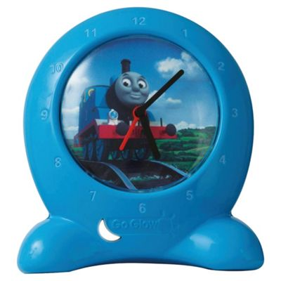 Thomas The Tank Engine Go Glow Clock