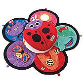 Lamaze Spin & Explore The Garden Baby Activity Play Gym
