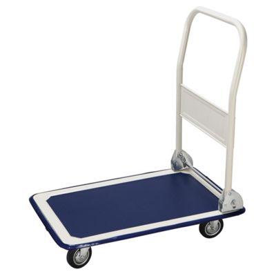 Draper Platform Trolley with Folding Handle