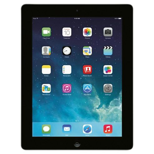 iPad 2 16GB Wi-Fi Black Tablet