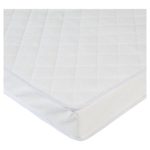 Kit For Kids Kidtex Foam Continental Cot Mattress 120x60cm