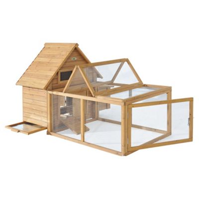 Chickenshack Chicken Coop and removable run