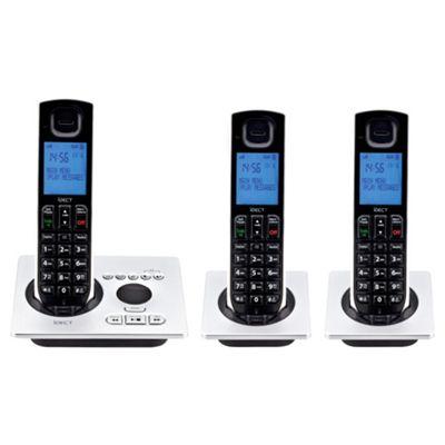 iDECT K2i Triple Telephone