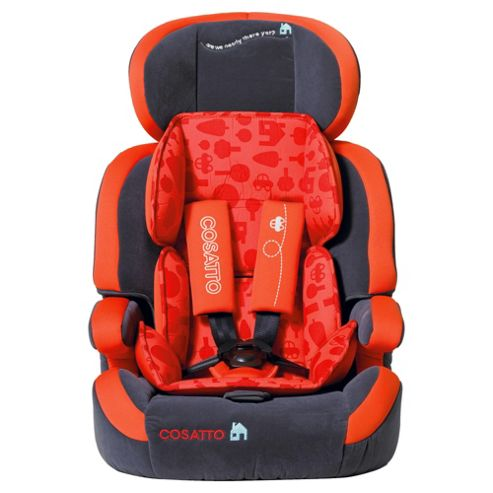 Cosatto Zoomi Car Seat Group 123, Roundabout