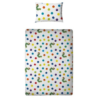 Hungry Caterpillar Toddler Bed in a Bag