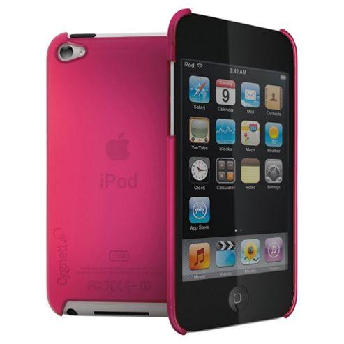 Cygnett Frost Matte Slim Case for iPod Touch 4 - Pink