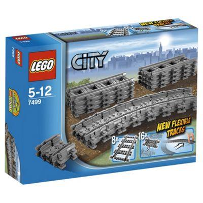 LEGO City Flexible Tracks 7499 Toy Accessory