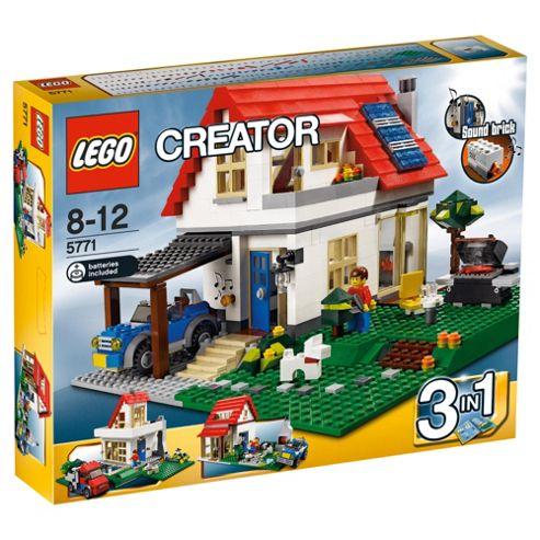LEGO Creator Hillside House 5771
