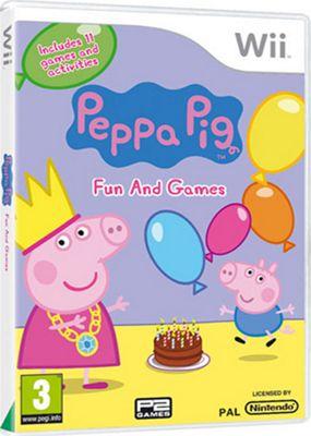 Peppa Pig - Fun And Games