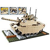 Character Building H.M Armed Forces Challenger Tank