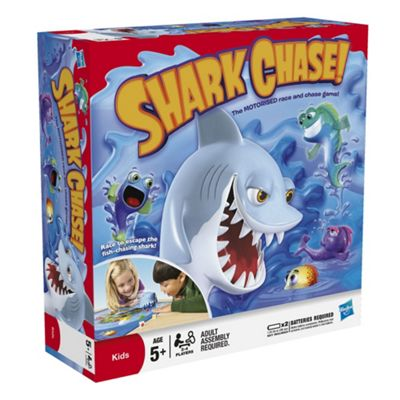 Shark Chase Board Game
