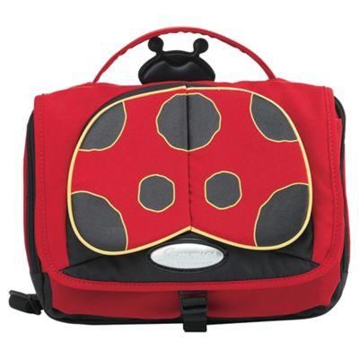 Samsonite Funny Face Kids' School Bag, Ladybird