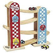 Carousel Ramp Racer