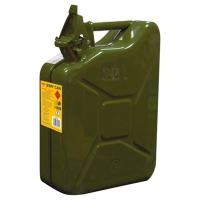 Streetwize 20L Jerry Can