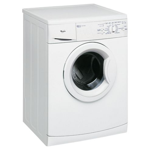 Whirlpool AWOR5206 Washing Machine, 6kg Wash Load, 1200 RPM Spin, A Energy Rating. White