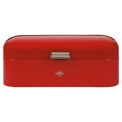Wesco Grandy Bread Bin in Red