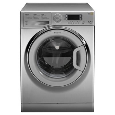 Hotpoint WMUD942X Ultima, Freestanding  Washing Machine, 9Kg Wash Load, 1400 RPM Spin, A++ Energy Rating, Stainless Steel