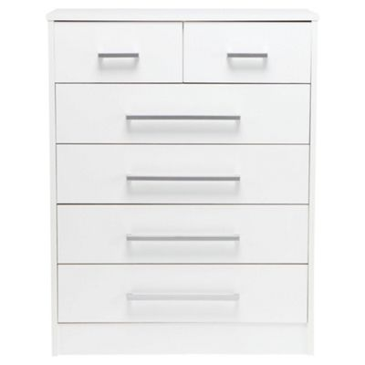 Larrisa Chest Of Drawers white