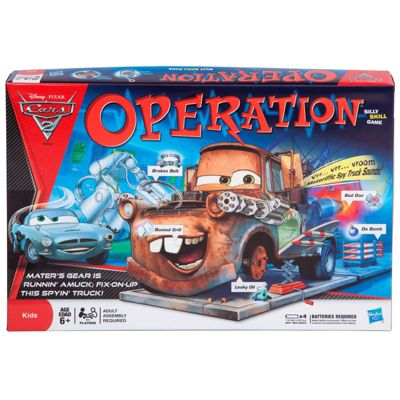 Cars Operation