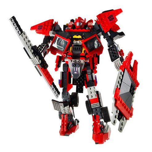KRE-O Transformers Sentinel Prime