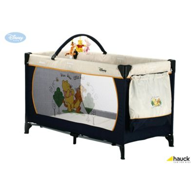 Hauck Winnie The Pooh Reflections Travel Cot