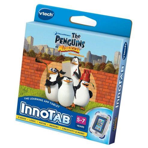 VTech InnoTab Game - Penguins Of Madagascar