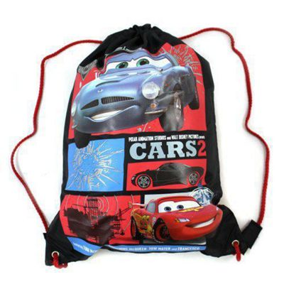 Disney Cars Kids Swim Bag