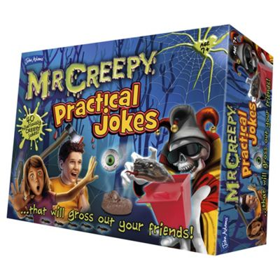 Mr Creepy Practical Jokes