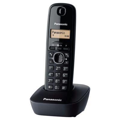 Panasonic KX-TG1611 Single Cordless Home Phone