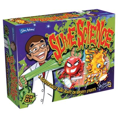 John Adams Slime Science
