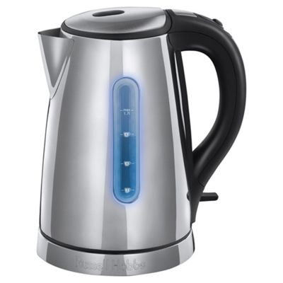 Russell Hobbs 18278 1.7L Deluxe Jug Kettle, Polished Stainless Steel
