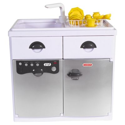 Casdon Pretend Play Electronic Dishwasher & Sink Unit