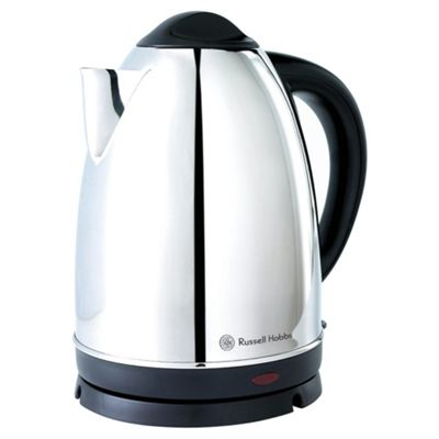 Russell Hobbs 13355 Stainless Steel Cordless Kettle 1.7Lt 3Kw
