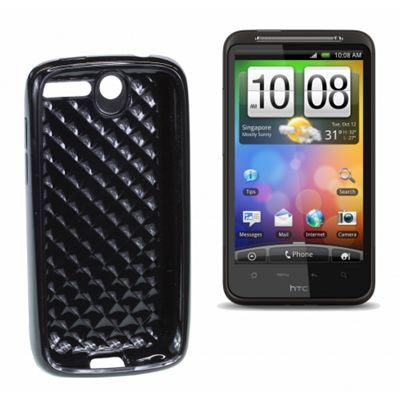 Pro-Tec Glacier Case for HTC Desire (Black)