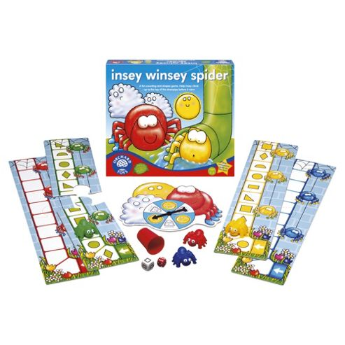Orchard Toys Insey Winsey Spider Educational Game